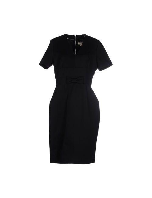 Burberry London | Женское Черный Платье До Колена