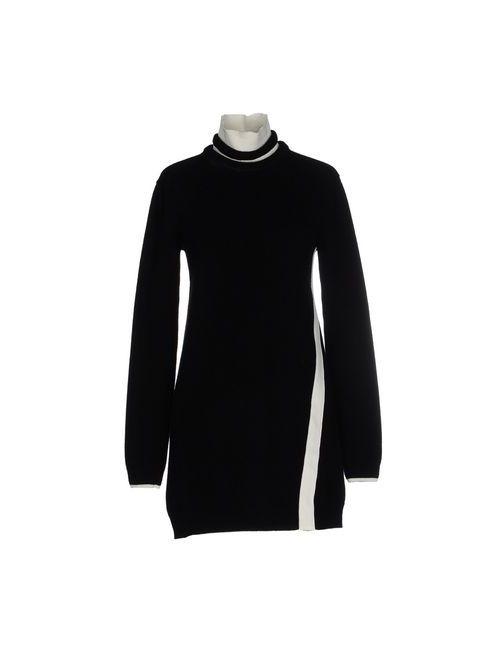 Paco Rabanne | Женское Чёрное Короткое Платье