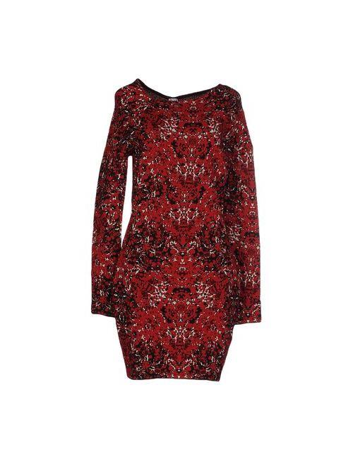 Missoni   Женское Красное Короткое Платье