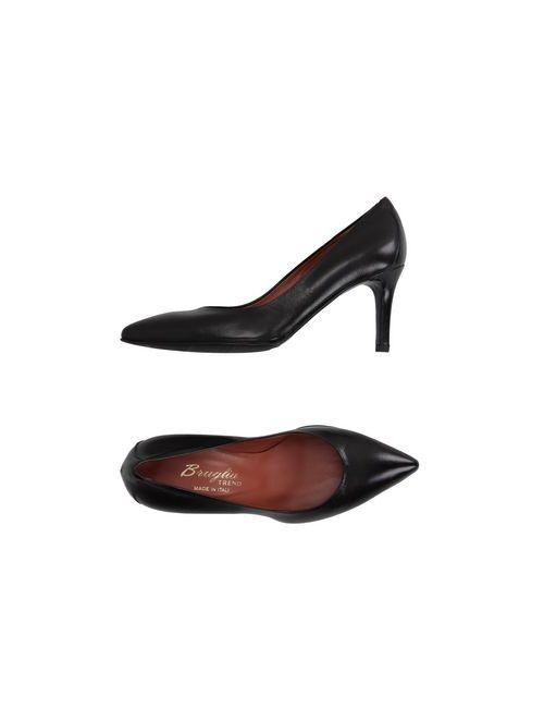 F.LLI BRUGLIA | Женские Чёрные Туфли