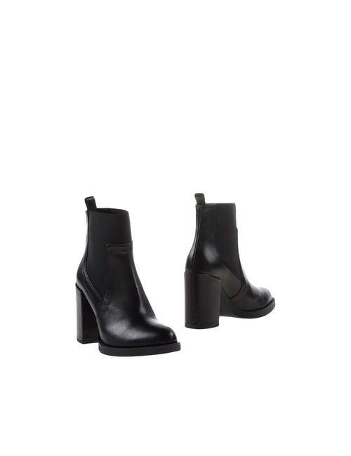 Nila&Nila | Мужские Чёрные Полусапоги И Высокие Ботинки