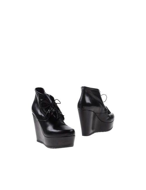 Femme | Мужские Чёрные Полусапоги И Высокие Ботинки