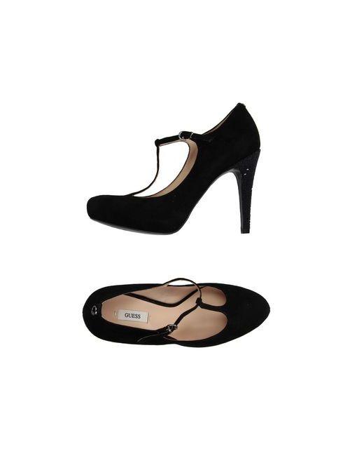 Guess | Женские Чёрные Туфли