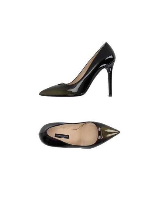 Alberto Guardiani   Женские Чёрные Туфли
