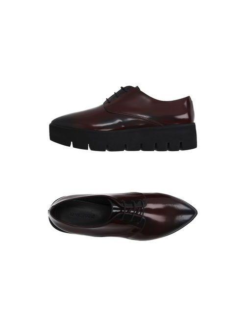 87 VIC MATIĒ | Мужская Коричневая Обувь На Шнурках