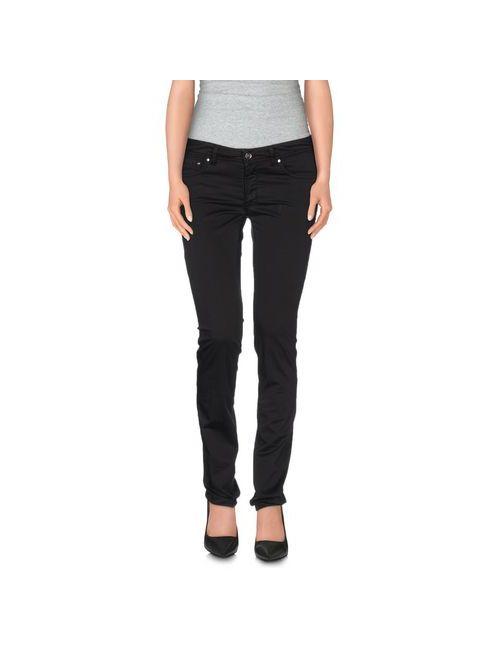 Trussardi Jeans | Мужские Чёрные Повседневные Брюки