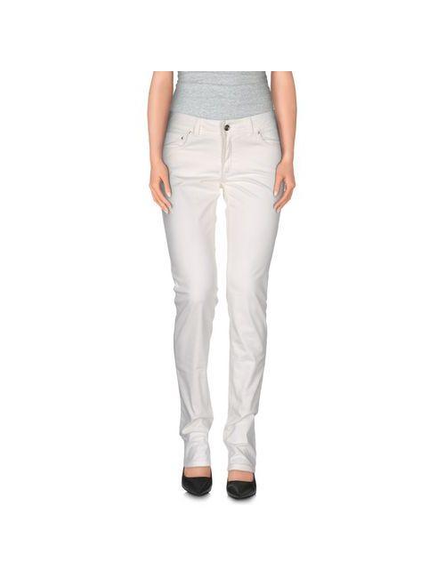 Trussardi Jeans | Мужские Белые Повседневные Брюки