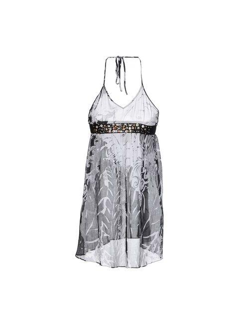 Pinko Black | Женское Черный Короткое Платье