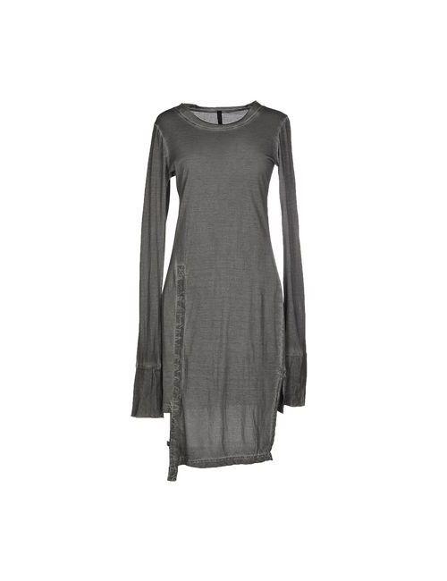 Barbara I Gongini | Женское Серое Короткое Платье