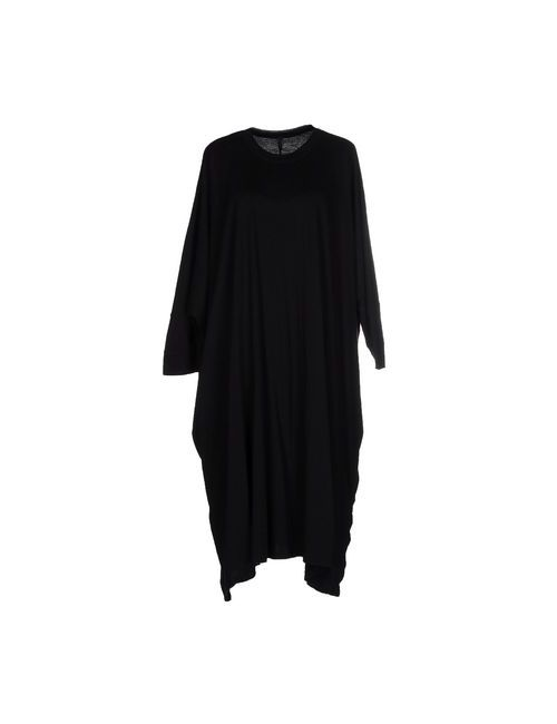 Barbara I Gongini | Женское Чёрное Короткое Платье