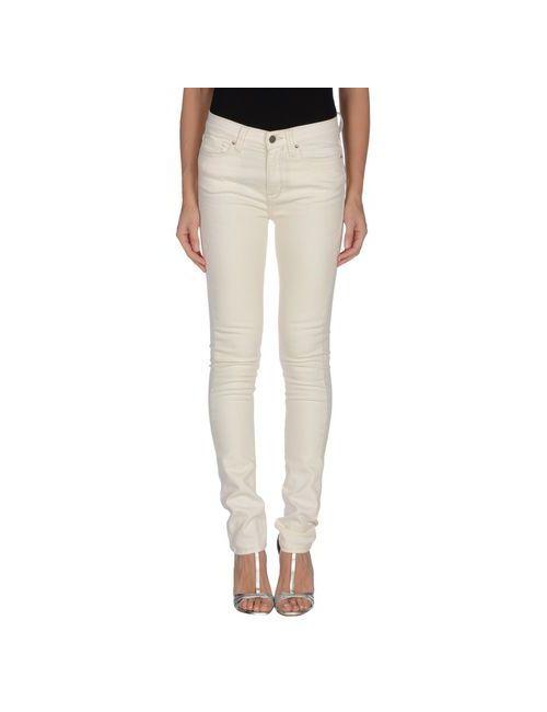 Calvin Klein Jeans | Мужские Слоновая Кости Джинсовые Брюки