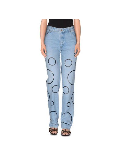 Blumarine Jeans | Мужские Синие Джинсовые Брюки