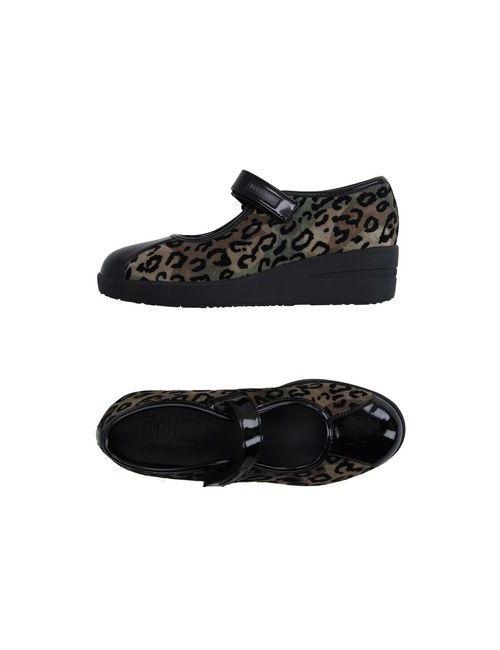 Ruco Line | Женские Чёрные Туфли
