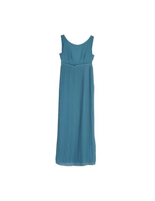 Scee By Twin-Set | Женское Цвет Морской Волны Длинное Платье