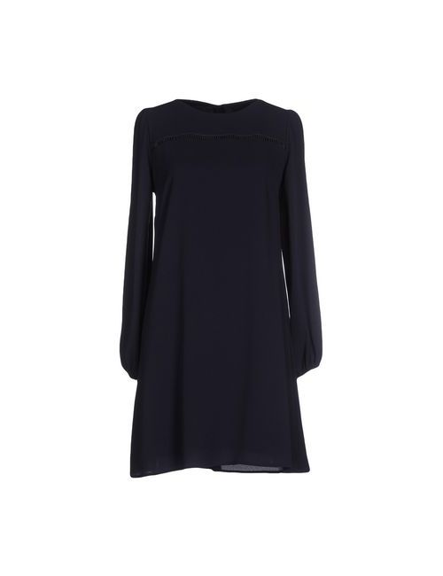 KAOS JEANS | Женское Синее Короткое Платье