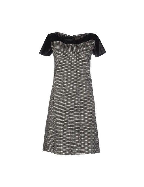 KAOS JEANS | Женское Чёрное Короткое Платье