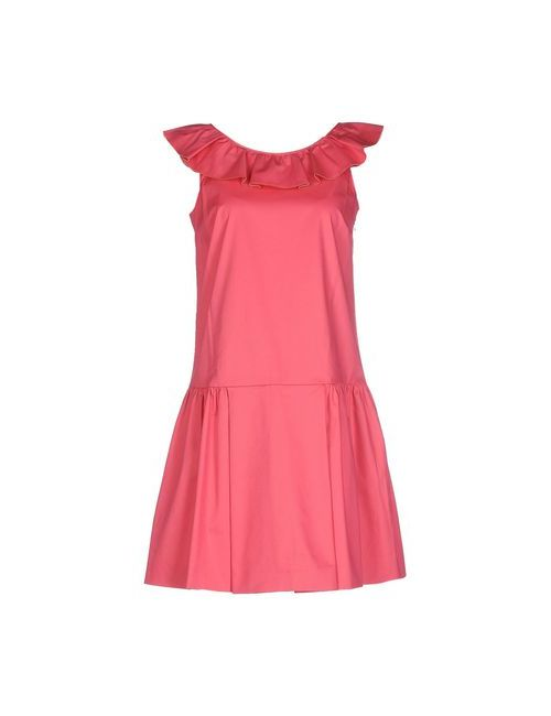 Red Valentino | Женское Фуксия Короткое Платье