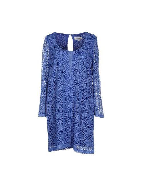 DRY LAKE. | Женское Фиолетовое Короткое Платье