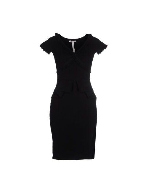 Betty Blue   Женское Чёрное Короткое Платье