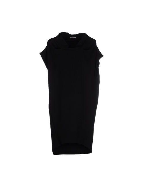 Noshua | Женское Чёрное Короткое Платье