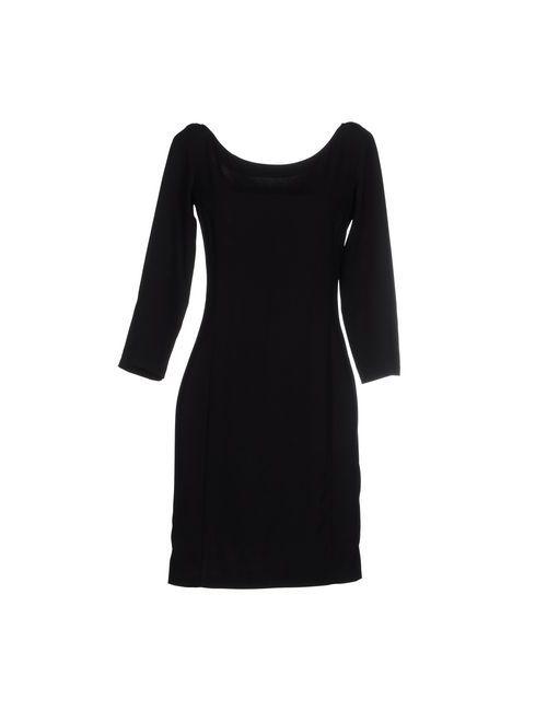 Guess   Женское Чёрное Короткое Платье