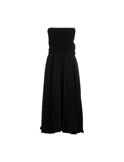 E_GO' SONIA DE NISCO | Женское Черный Платье Длиной 3/4