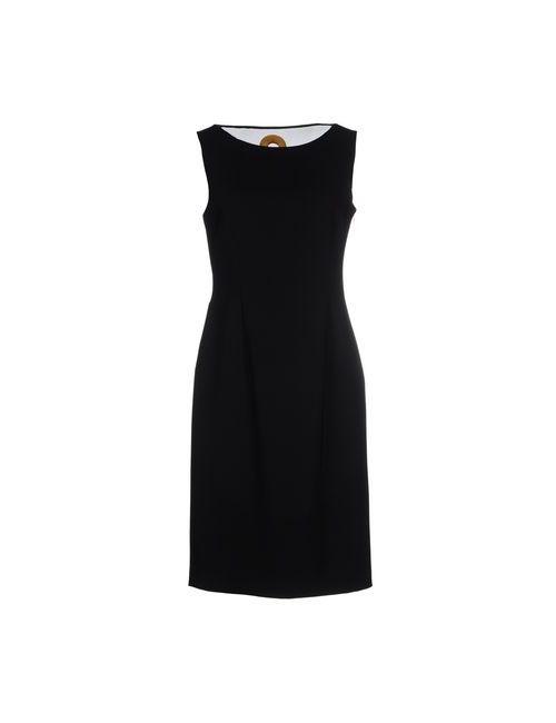 Moschino Couture | Женское Черный Короткое Платье