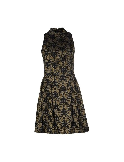 MORGAN DE TOI | Женское Черный Короткое Платье