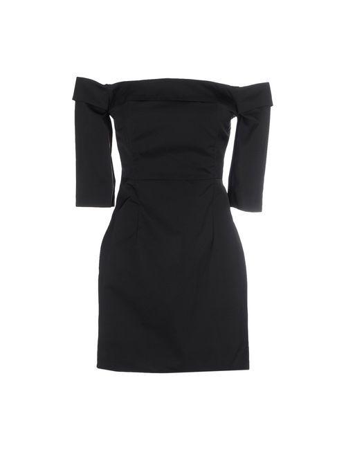 American Retro | Женское Чёрное Короткое Платье