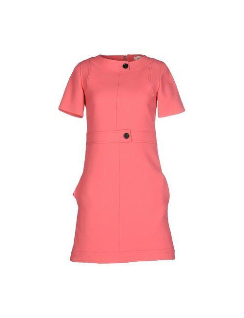 Paul & Joe | Женское Розовое Короткое Платье