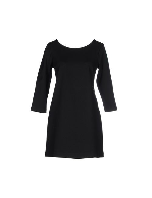 Vicolo | Женское Черный Короткое Платье
