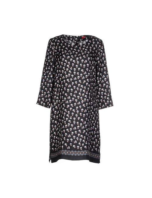 Altea | Женское Чёрное Короткое Платье