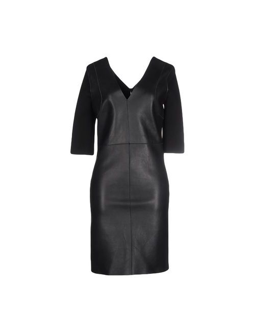 Hotel Particulier | Женское Чёрное Короткое Платье
