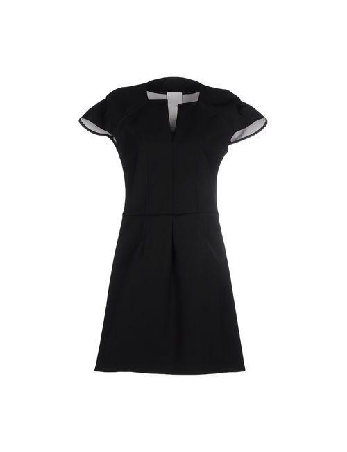 Luxury Fashion | Женское Чёрное Короткое Платье