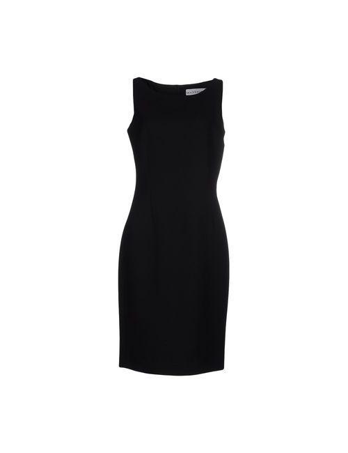 Gai Mattiolo | Женское Черный Платье До Колена