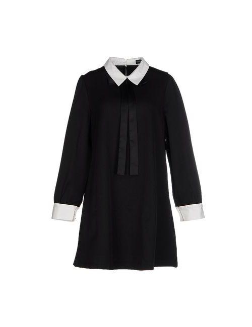 Sister Jane | Женское Чёрное Короткое Платье