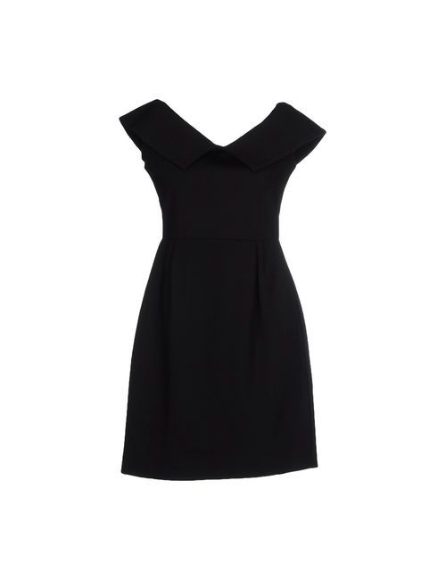 My Secret Black Dress | Женское Чёрное Короткое Платье