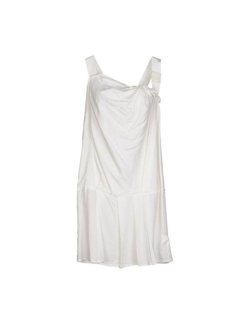 Liu •Jo | Женское Белое Короткое Платье