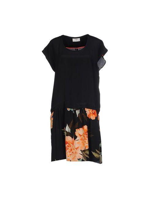 Pyrus | Женское Чёрное Короткое Платье