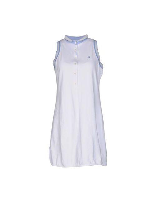 Fay | Женское Белое Короткое Платье