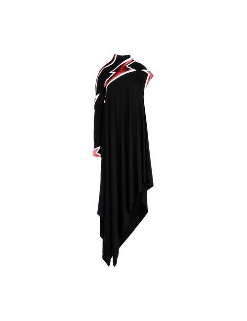Jean Paul Gaultier | Женское Чёрное Длинное Платье