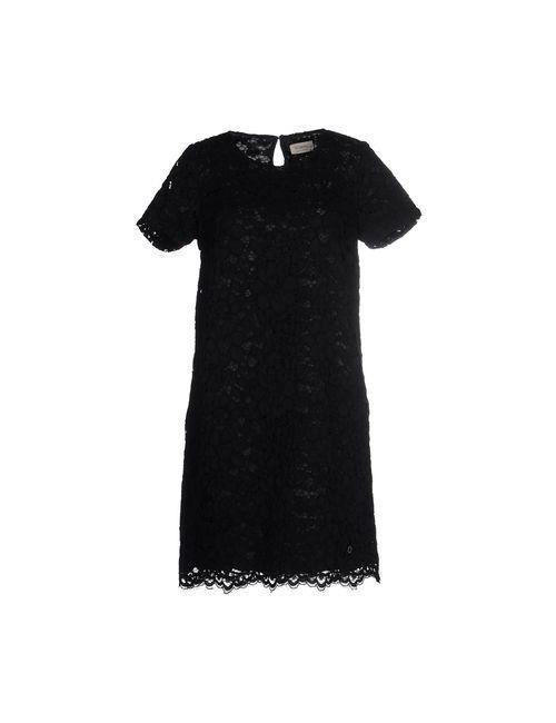 Numph | Женское Черный Короткое Платье