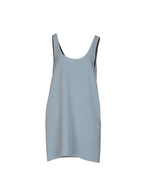Hanita | Женское Голубое Короткое Платье