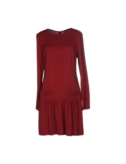 .Tessa | Женское Красное Короткое Платье
