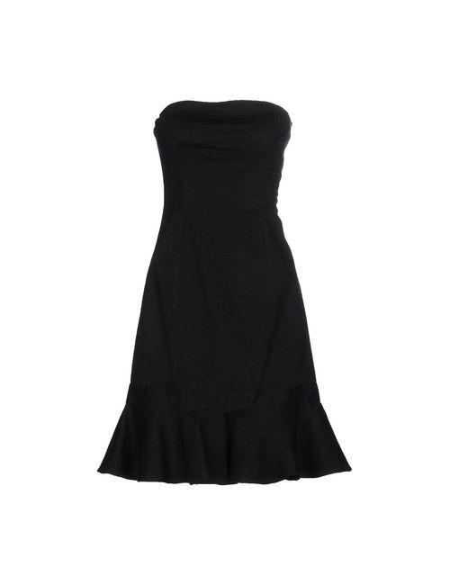 Guess by Marciano | Женское Чёрное Короткое Платье