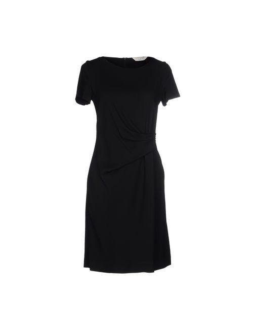 Guglielminotti | Женское Чёрное Короткое Платье