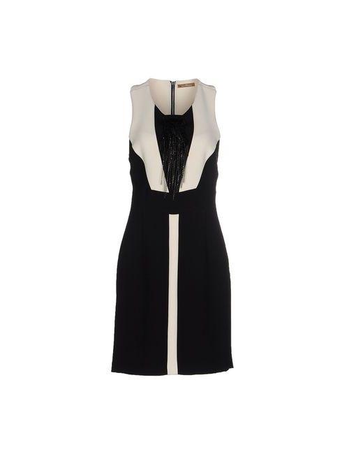 Jolie Carlo Pignatelli | Женское Чёрное Короткое Платье
