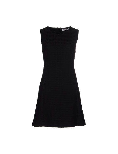 Jucca   Женское Чёрное Короткое Платье