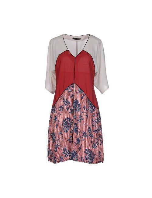 .Tessa | Женское Красное Платье До Колена