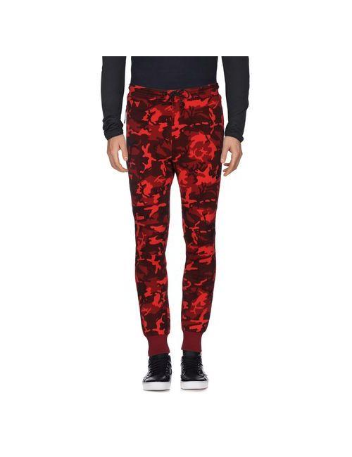 Nike | Мужские Красные Повседневные Брюки